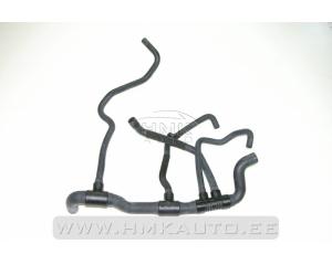 Патрубок радиатора нижний Renault Trafic II/Opel Vivaro/Nissan Primastar 1,9DCI