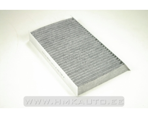 Cabin air activated carbon filter Renault Megane III