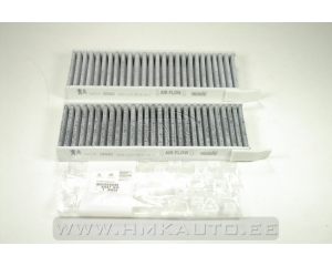 Cabin air activated carbon filter OEM Berlingo/Partner/C4 Picasso