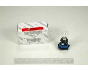 Bulb 12V HP24W Citroen/Peugeot Daytime running lights