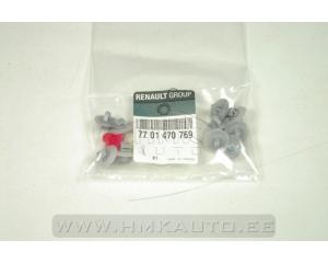 Комплект дюбелей для бокового молдинга Renault Trafic II/Opel Vivaro/Nissan Primastar