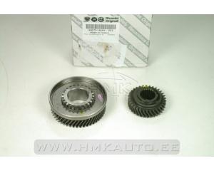 Gear wheels, fifth gear Citroen/Peugeot 50X33