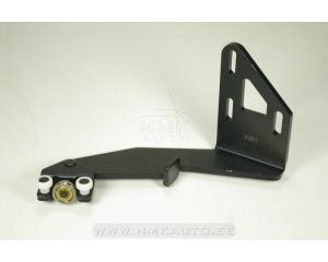 Külgukse alumine tugi rullidega Renault Master/Opel Movano 98-10