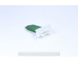 Heater blower resistor Partner/Berlingo
