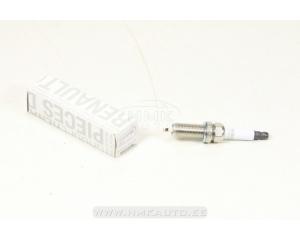 Spark plug Renault 1,2 D4F, PSA 1,4 ET3J4