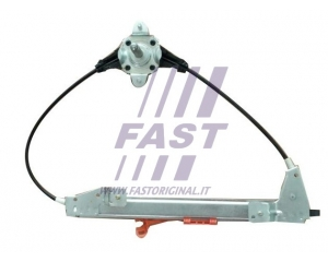 Window regulator rear right Fiat Grande Punto 2005-