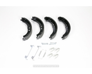 Parking brake shoe set + accessory kit Jumper/Boxer/Ducato 2006-