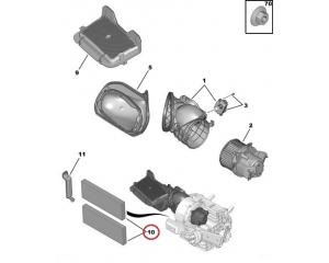 Salongiõhu filter OEM Citroen C-Elysee/Peugeot 301