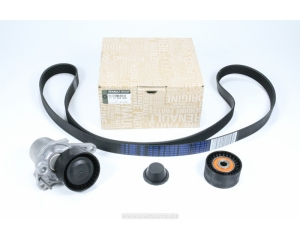 Alternator belt kit Renault Talisman/Trafic 1,6DCI