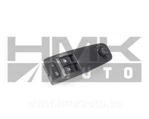 Window and mirror switch left Jumper/Boxer/Ducato 06-