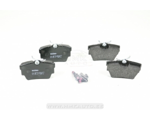 Brake pad set rear Renault Trafic
