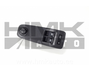 Window and mirror switch left Jumper/Boxer/Ducato 2014-