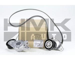 Alternator belt kit Citroen/Peugeot  DV6F