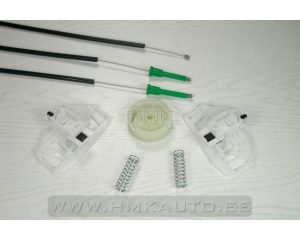 Window regulator repair kit Citroen Berlingo/Peugeot Partner