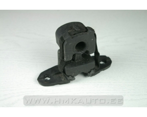 Silencer rubber buffer left Peugeot 307