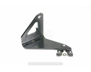 Опора боковой правой сдвижной двери нижний с роликами Renault Trafic II/Opel Vivaro