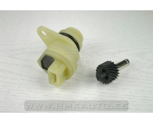 Speed sensor Peugeot 206 3-contacts with gear