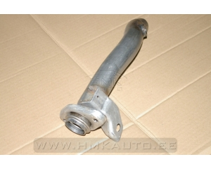 Catalytic converter pipe Peugeot 206 1,1-1,4
