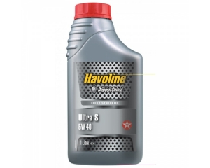 Масло моторное Havoline Ultra S 5W-40