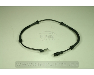 ABS wheel speed sensor front Renault Trafic II -2009