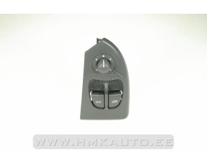 Window regulator switch left Jumper/BoxerDucato 2001-2006