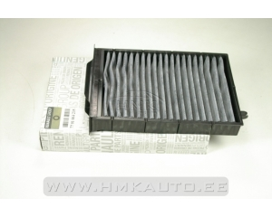Cabin air activated carbon filter OEM Renault Megane II