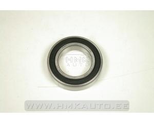 Ball bearing 40X68X15
