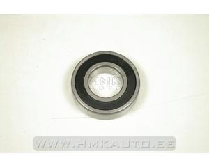 Ball bearing 30x62x16