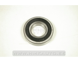 Ball bearing 35x72x17