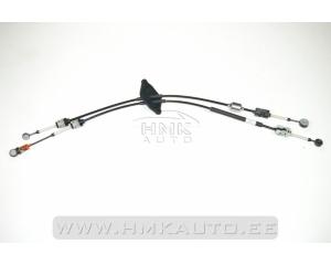 Комплект тросов КПП Renault Master 2,3DCI 2011- FWD