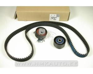 Timing belt kit OEM Citroen/Peugeot 2,0 16V
