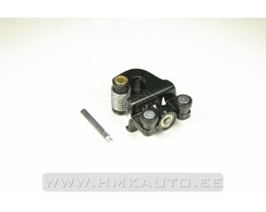 Külgukse keskmine tugi rullidega  Renault Master/Opel Movano 98-10