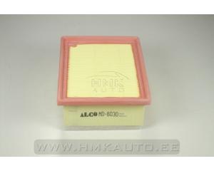 Air filter Berlingo/Partner 1,9D-2,0HDI 02-09