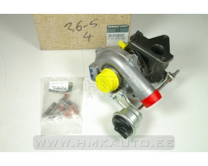 DISCOUNT!!! Turbocharger OEM  Renault 1,5dCi