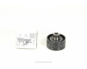 Auxiliary belt idler pulley OEM Citroen/Peugeot 1,4HDI/1,6HDI