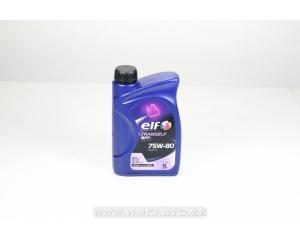 Transmissiooniõli ELF 75W80 Tranself NFP 1L