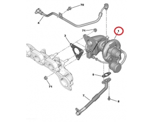 Ahdin OEM Jumper/Boxer/Ducato 2,2HDI