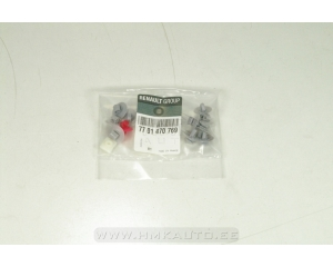 Door trim clip Renault 1pcs.