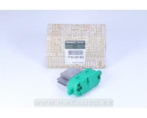 Interior blower resistor OEM Renault Espace IV