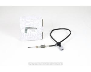 Датчик температуры сажевого фильтра передний Renault Master 2,3DCI 2010- FWD (серый контакт)
