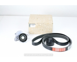 Alternator belt kit Renault Master 2,3DCI 2010- AC+