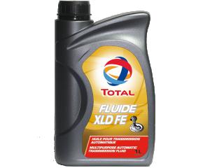 Automaatkäigukasti õli TOTAL Fluide XLD FE 1L