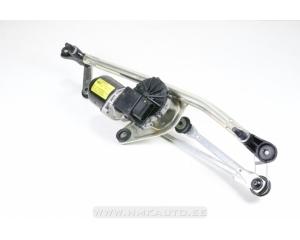 Windscreen wiper linkage with motor Citroen Nemo/Peugeot Bipper 2011-