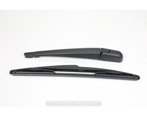 Wiper arm with wiper blade rear Peugeot 307 hatchback