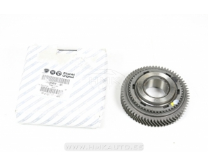 Gear wheel, fourth gear 67 teeth Jumper/Boxer/Ducato 3,0HDI 2006-