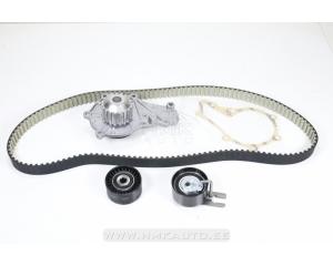 Timing belt kit + water pump Peugeot/Citroen 1,6HDI DV6TED4