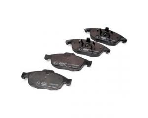 Brake pad set front Berlingo/Partner III/C4 08-