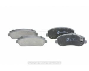Тормозные колодки передние комплект Renault Master 2010-