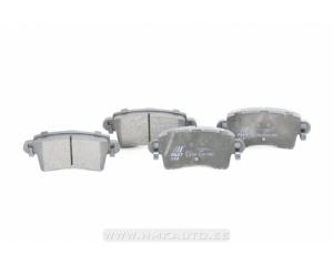 Комплект задних тормозных колодок Renault Master/Opel Movano