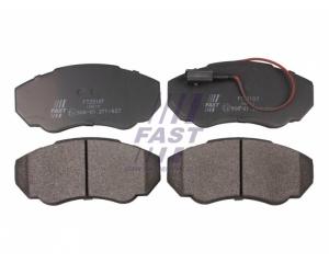 Esipiduriklotside komplekt Jumper/Boxer/Ducato 1,4T 02-06